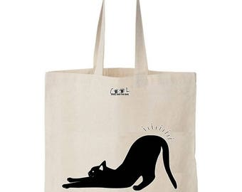 It's yoga time Tote Bag