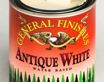 Antique White Milk Paint from General Finishes