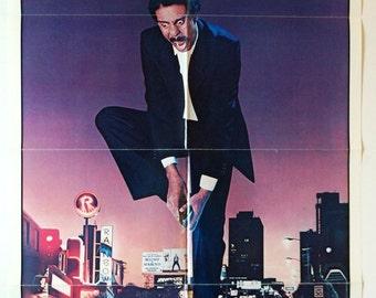 "Richard Pryor  Movie Poster   ""Richard Pryor 'Live on the Sunset Strip'""  1982 Original Movie Poster One-Sheet            RARE"