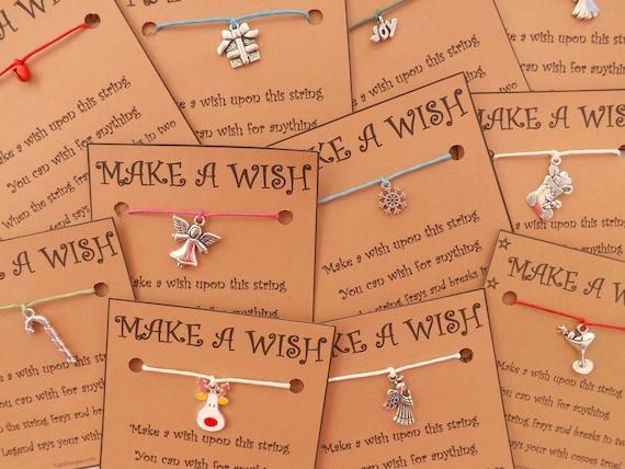 75 - 150 Christmas Mix Wish Bracelets