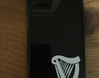 Guinness Harp Decal