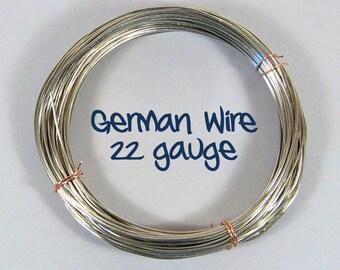 22ga 100ft DS German Wire