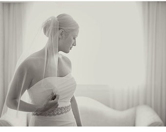 Wedding Sash, Bridal Belt, Bridal Sash, Crystal Sash, Rhinestone Sash, Jeweled Belt, Bridal Belt, Wedding Dress Sashes, Crystal Bridal Sash
