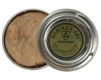 Gilders Paste, Foundry Bronze,  Baroque Art, Coloring Metal, Metal Wax,  Wholesale