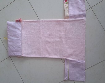 Changing mat pink Nomad