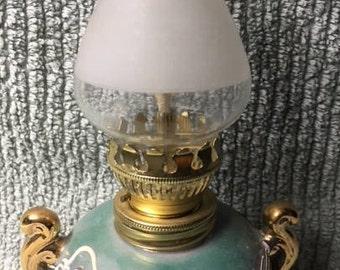 Crater Lake, Oregon - Miniature Oil Lantern Collectible