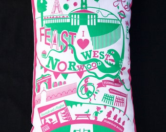 West Norwood Cushion
