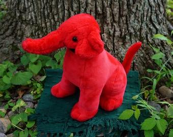 Ned. FrankenFuzzie, Soft Sculpture, Stuffed Animal, Toy