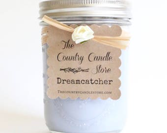 Dreamcatcher Double Scented 16oz Soy Jar Candle