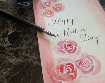 Custom Mother's Day Card