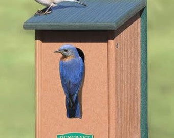 Eco-Strong Bluebird House