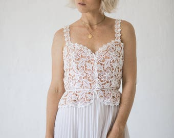 GRACE - Vintage wedding dress