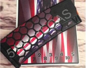 Custom Gun Wrap for HexMag AR Magazine