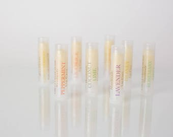 Sweet Orange Lip Balm - All Natural