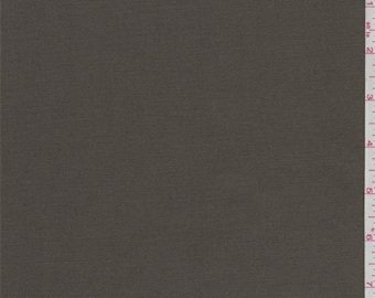 Olive Brown Canvas, Fabric By The Yard