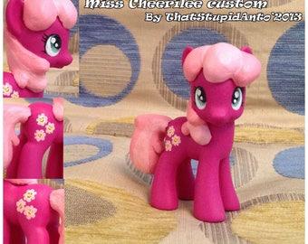 My Little Pony Cheerilee custom OOAK figure