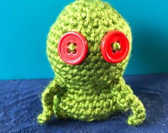 Mini Monster Frog