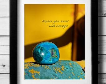 Art Print, Photo Quote, Printable Photography Art, Photo Print, Quote Art, Digital Download, 8x10, 5x7