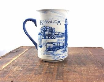 Vintage Bermuda Coffee Mug