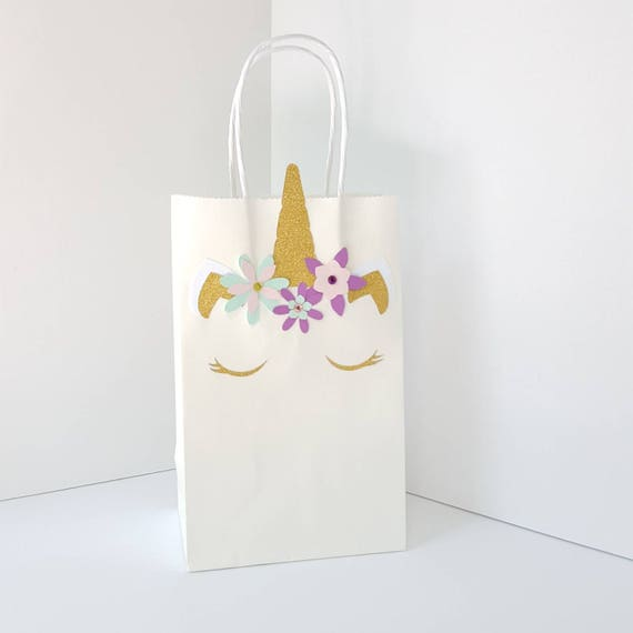 Bomboniera 5 unicorno favore bag borsa sacchetto regalo 5 for Tavolo unicorno