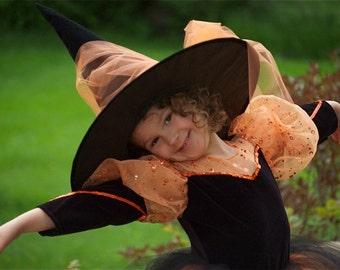 Fancy Witch Children's Costume