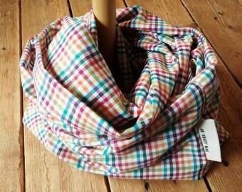 Infinity scarf/Childs infinity scarf/Kids infinity scarf/Toddlers Infinity scarf/Loop scarf
