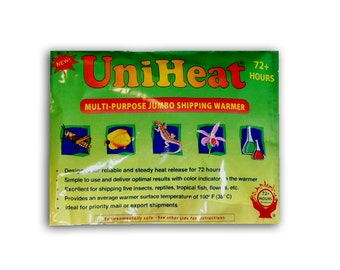 UniHeat 72+ Hour Multi-Purpose Jumbo Shipping Warmer - Add On Item Only