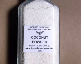 Coconut Powder in a Variety of Packaging
