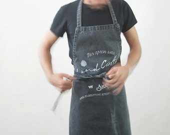 SWIFT+FKK collaboration apron. Men and women.