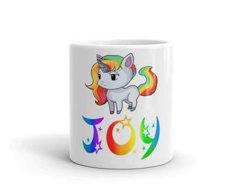Joy Unicorn Mug