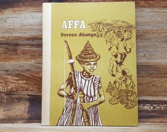 Affa, 1978, Doreen Abanga, Very Hard To Find Book
