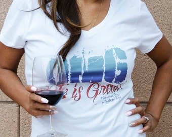 OMG Life is Great - Ladies Tee