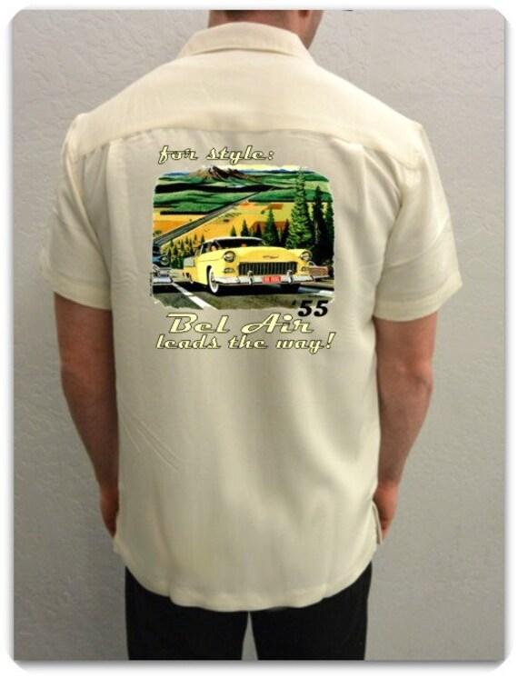 Men's Car Shirt-1956 NOMAD-Vintage Look-Nomad,Men's Classic Car Shirt,car gift,vintage car,men's gifts, dad gift, for him, classic car