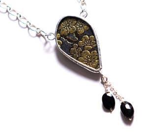 Tassel Necklace by Shi Studio