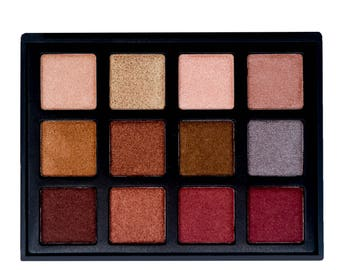 12 Color Rich Tone Eyeshadow Palette