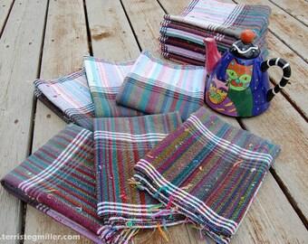 Handwoven Towels - Rag Tag Towels