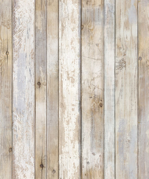 Reclaimed Wood Distressed Wood Panel Wood Grain Self Adhesive