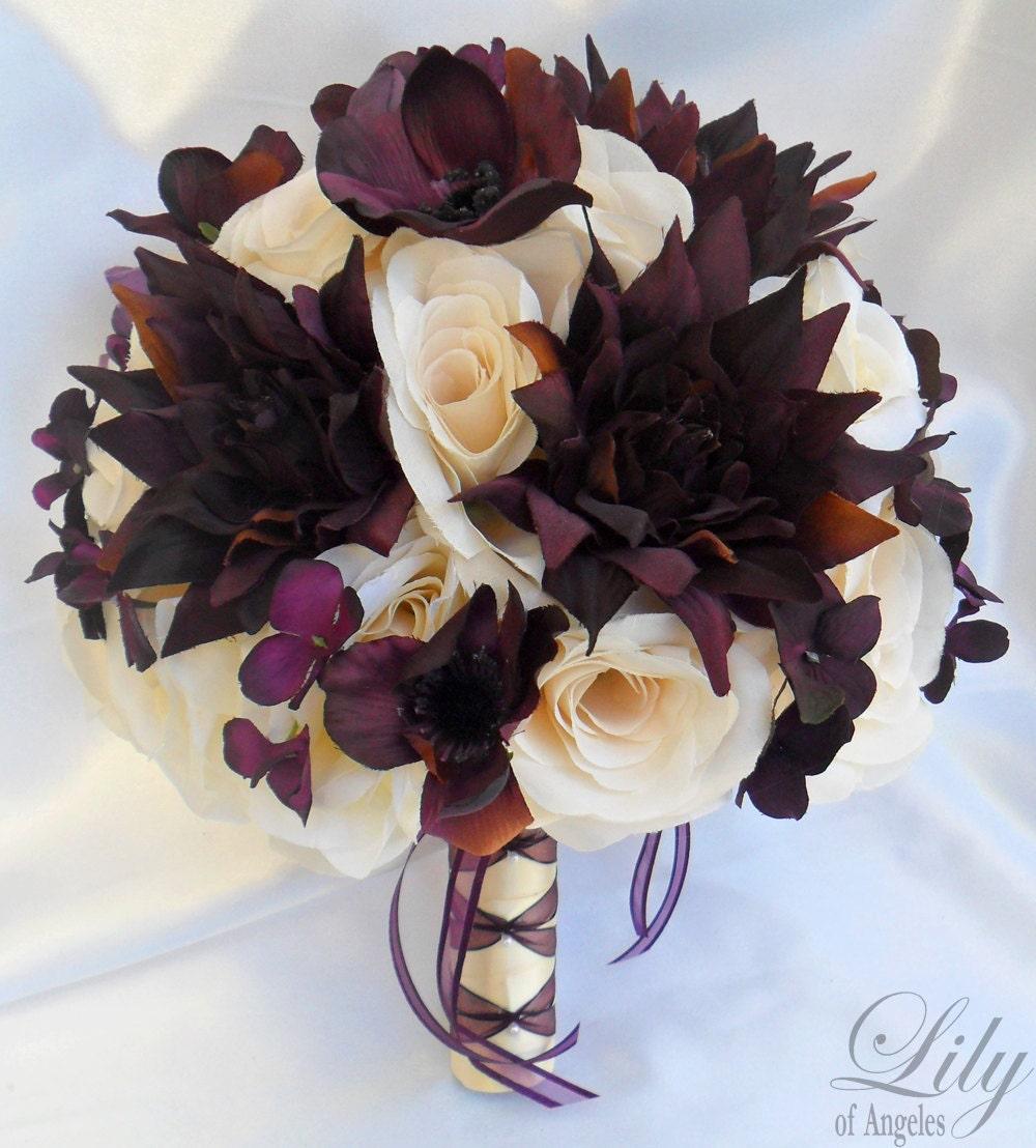 17 Piece Package Wedding Bridal Bride Maid Of Honor Bridesmaid