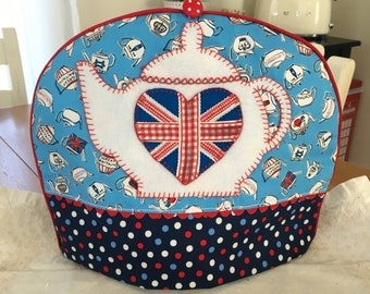 London Union Jack Tea Cozy