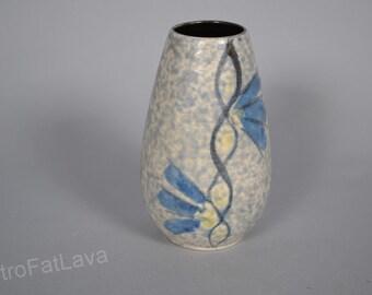 vintage retro German   vase by AK keramik 632