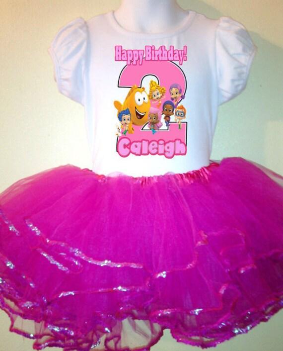 2pc de cumpleaños burbuja LEBISTES vestido que tutú conjunto