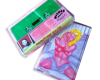 Penelope Gazin Cassette Tape