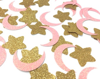 Twinkle Little Star Confetti- 50 Pieces