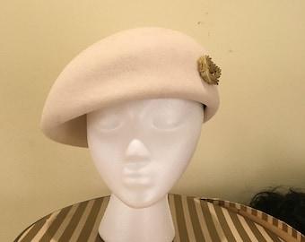 1970s Liz Claiborne women's Hat