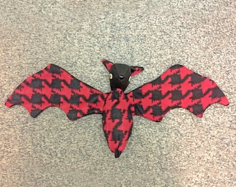 Checkers the Bat Plush