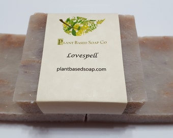 Lovespell Handmade Soap Bar