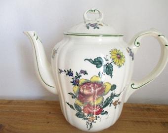 "Teapot Villeroy & Boch ""Strasßurg"" series"