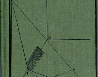 """1917 Antiquarian Book, """"Modern Carpentry"""", Volumes 1 And 2"""