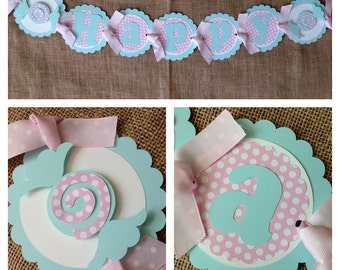 Sweet Shop Birthday Banner, Sweet Shop Party Banner, Sweet Treats Birthday Banner, Sweet Treats Party, Sweet Shoppe Birhtday Banner