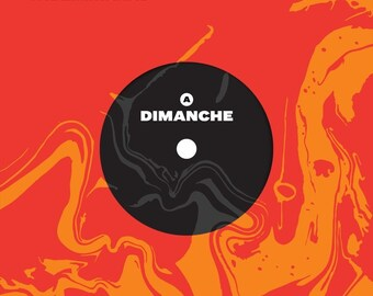 "The Limiñanas  45t /7""  DIMANCHE  limited Record store day Because music"
